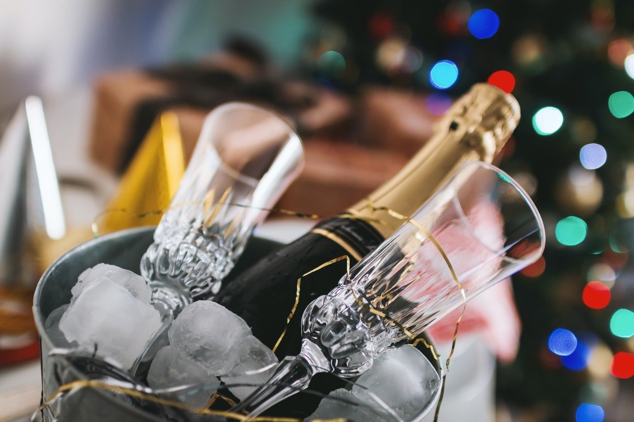 A quelles occasions devriez-vous ouvrir une bouteille de champagne?